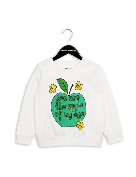 MINI RODINI APPLE SWEATSHIRT