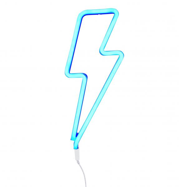 ALLC Neon Lights-Lightning Bolt