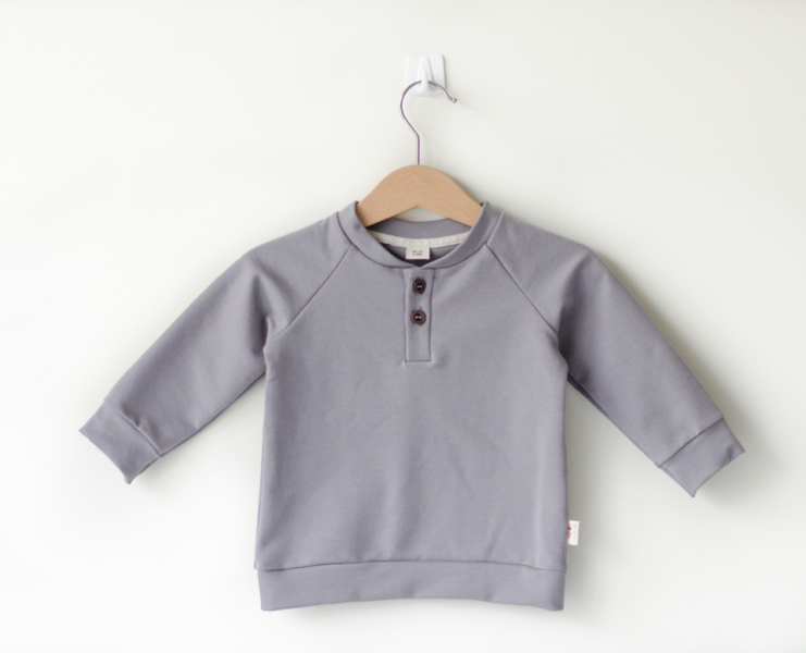 Sleepy Fox Hall Pullover Organic Cotton