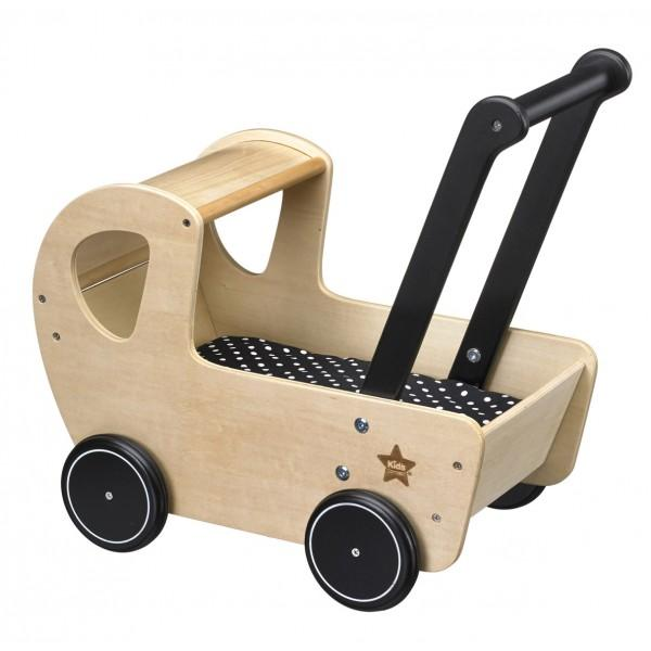 Kids Concept Doll Pram NEO Natural