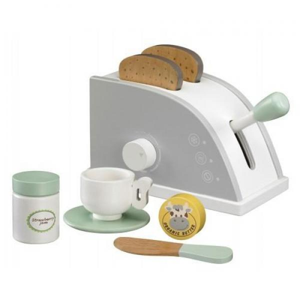 Kids Concept Toy Toaster Set 412972