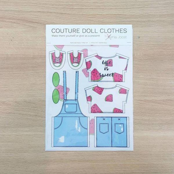 Xenia Joost Couture Doll Clothes