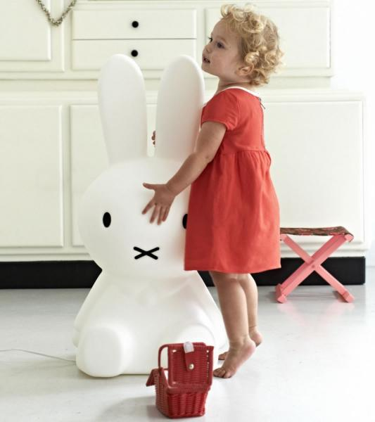 Mr. Maria Miffy XL Lamp