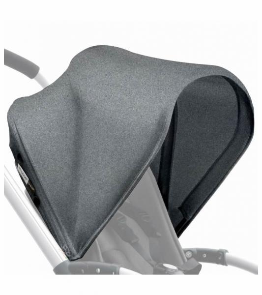 Bugaboo Bee3 sun canopy, extendable, grey melange