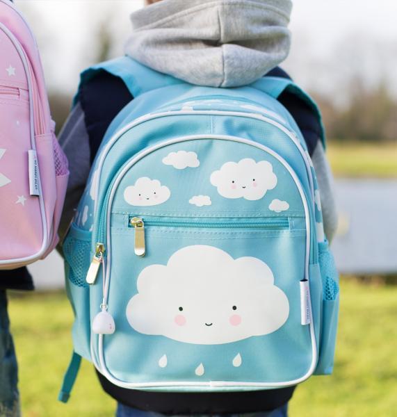 ALLC Backpack Cloud-Blue