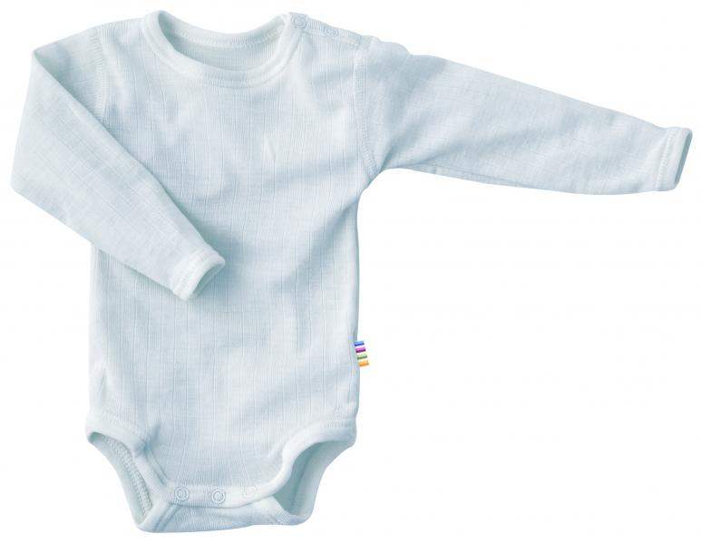 Joha Body L.S. Basic Wool L.Blue 62515-122-377