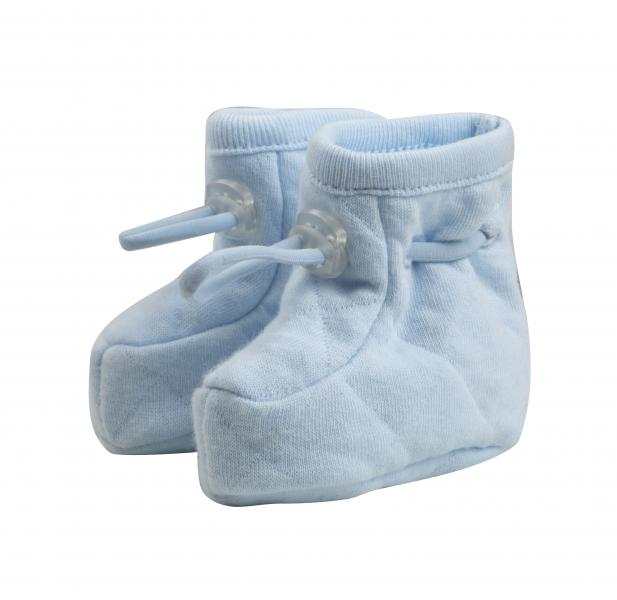 Joha Booties Single Layer L.Blue 96348-824-341