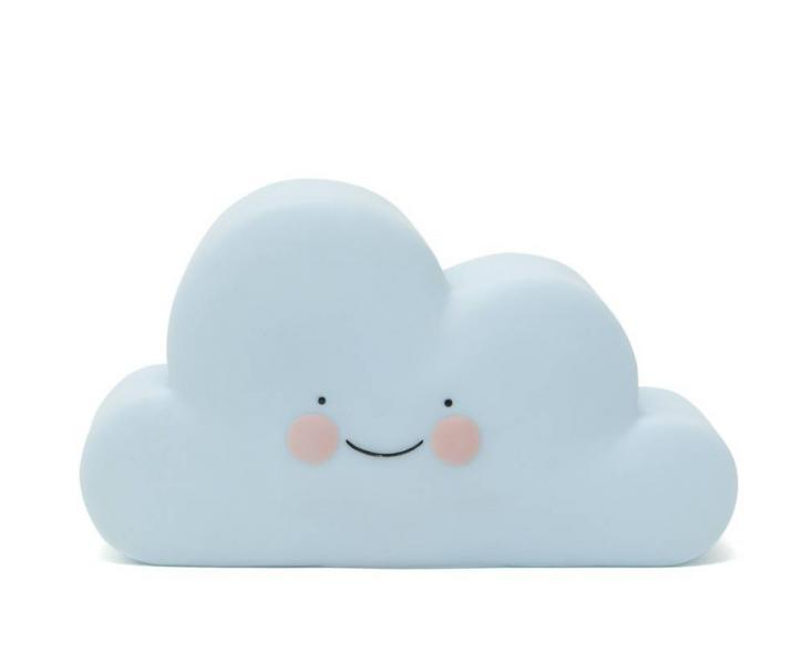 EEF Lillemor Nightlight Cloud Ice Blue