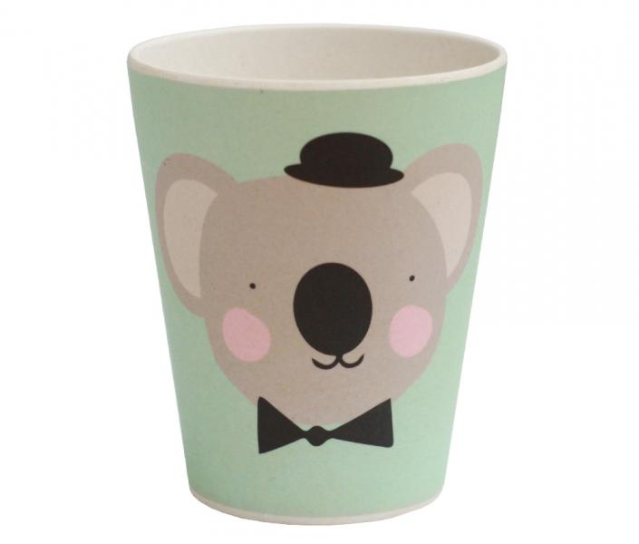 EEF Lillemor Bamboo Cup Lovely Animals