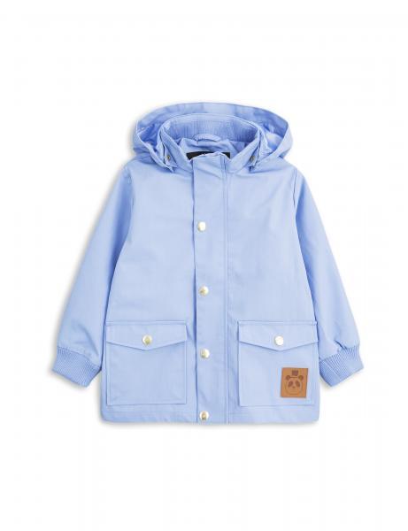 Mini Rodini Pico Jacket-Light Blue