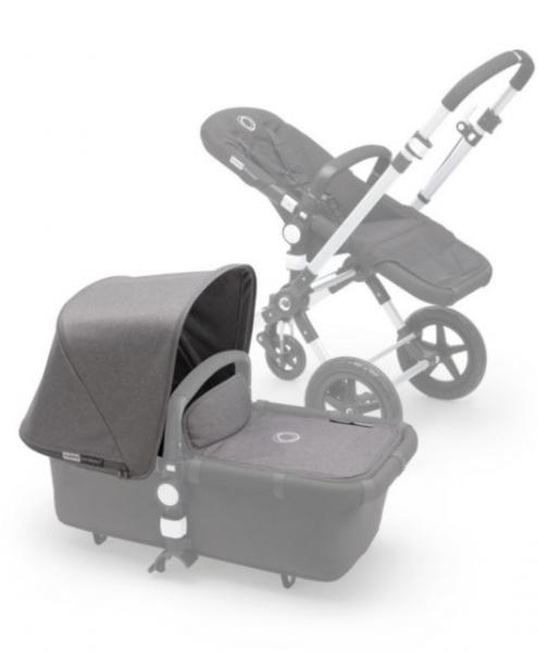 Bugaboo Cameleon3 Tailored Fabric Set - Grey