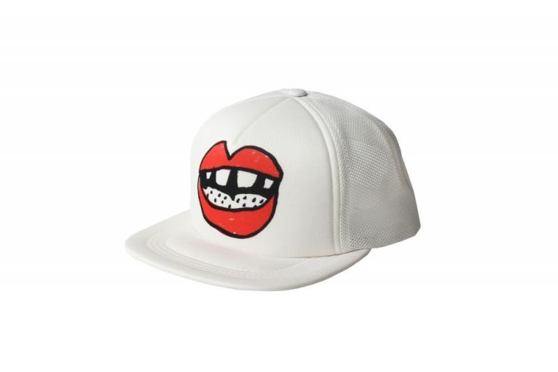 Kukukid  Cap White Lips