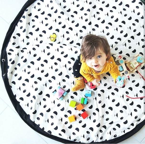 Play&Go mänguasjade kott
