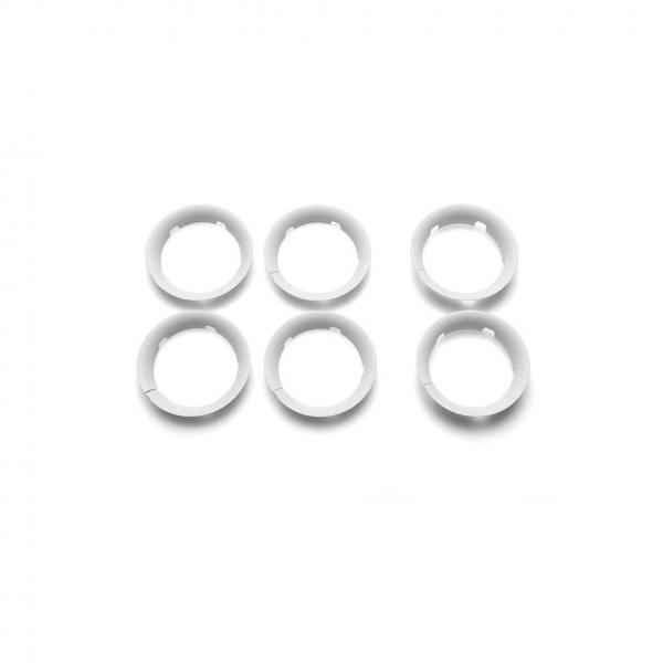 Bugaboo Bee5 Wheel Caps White