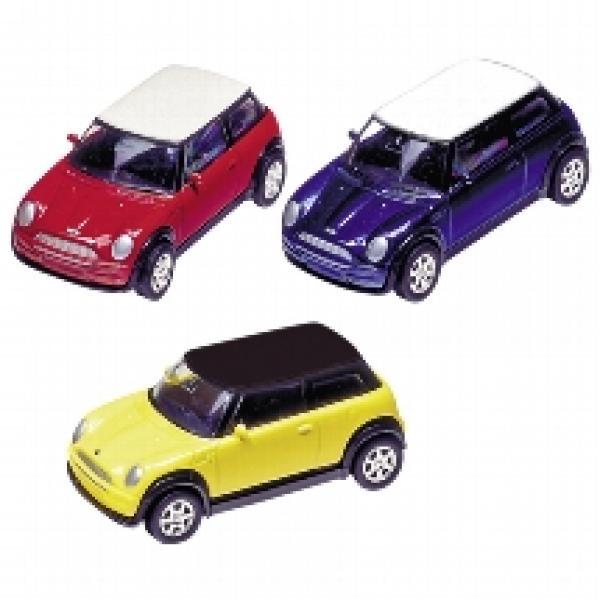 Goki Mini Cooper (2001) pull-back - 12031