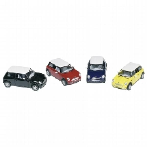 Goki Mini Cooper die-cast pull back - PF504