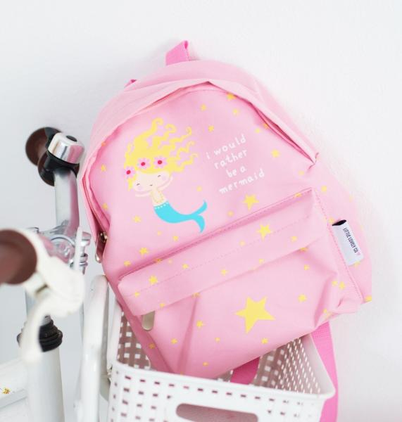 ALLC Backpack Mermaid BPMR008