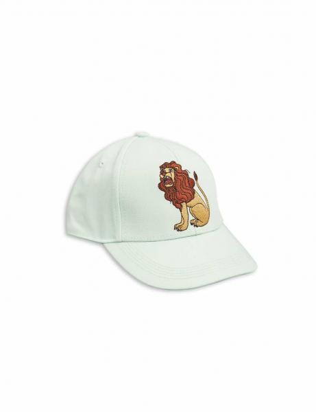 Mini Rodini Lion EMB Cap