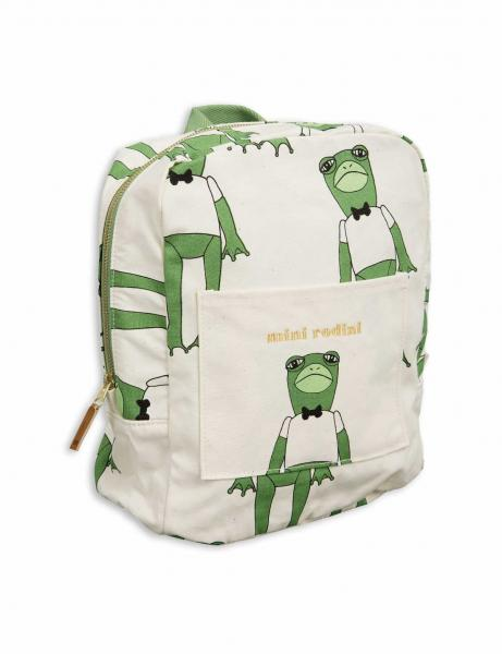 Mini Rodini Frog Backpack