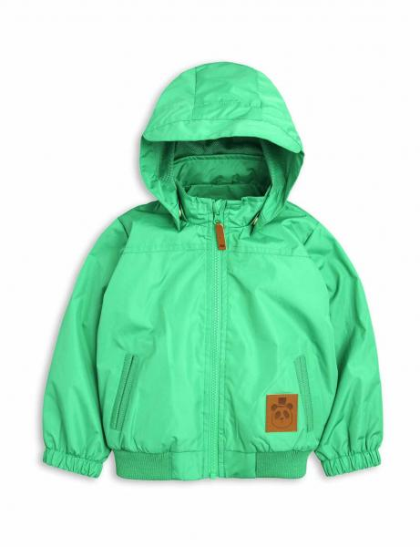 Mini Rodini Wind Jacket Green