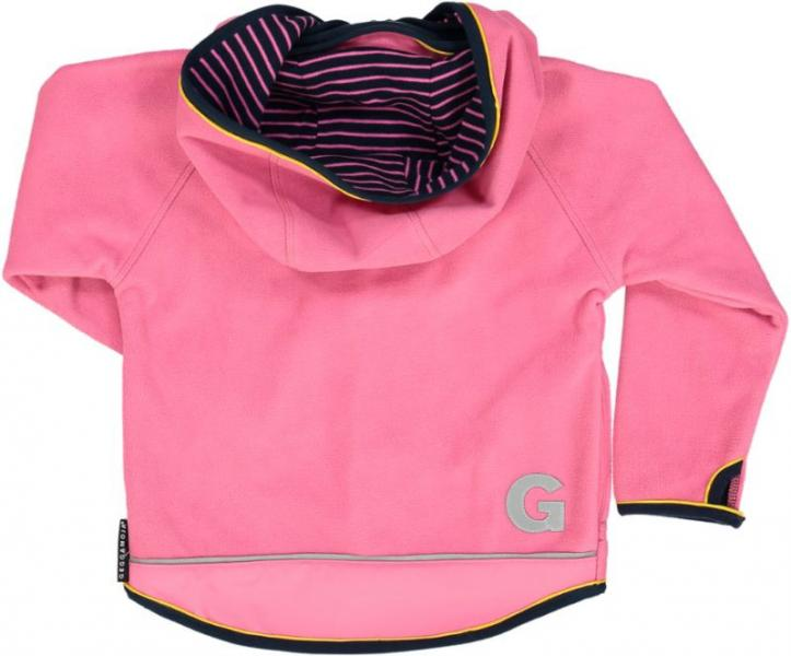 Fleece Jacket Pink 38