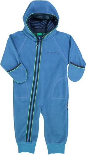 Geggamoja Fleece overall blue15