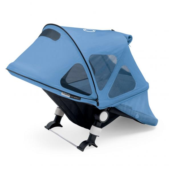 Bugaboo Cameleon3 breezy sun canopy - ice blue