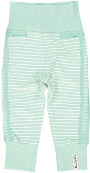 Geggamoja Baby Pants Green mel/White 30