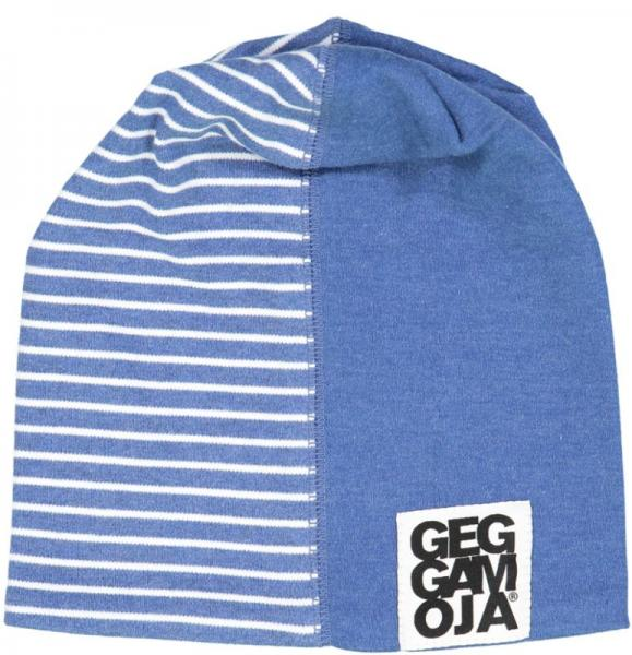 Geggamoja Two Color Cap Marin mel/White 31