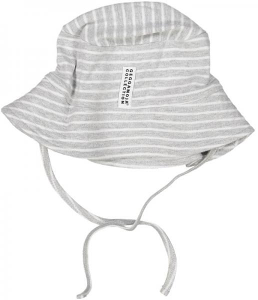 Geggamoja Sunny Hat Lg mel/White 29