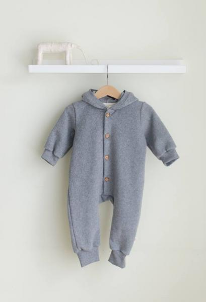 Sleepy Fox Tume Hall Jumpsuit-Organic Cotton