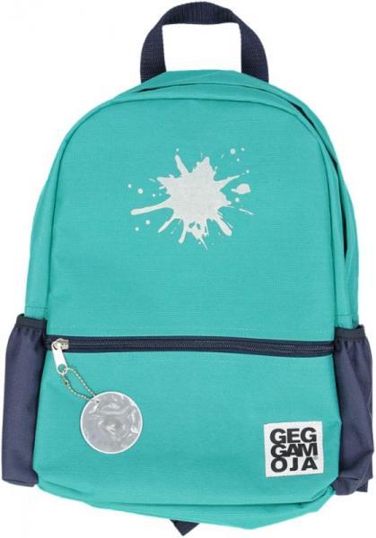 Geggamoja Back Pack Turquoise 77
