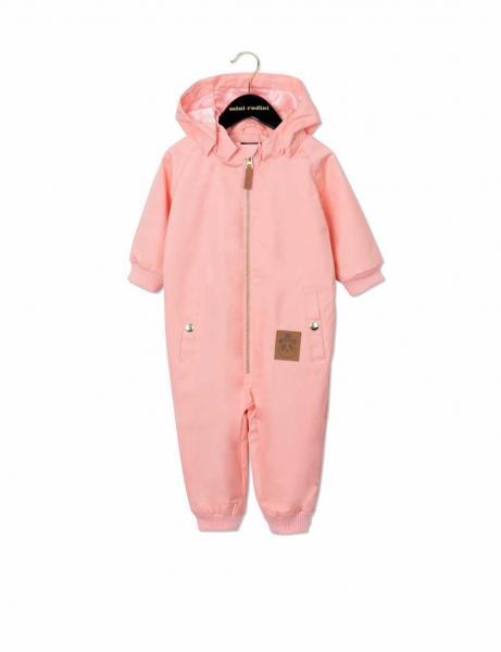 Mini Rodini Pico Overall-Pink
