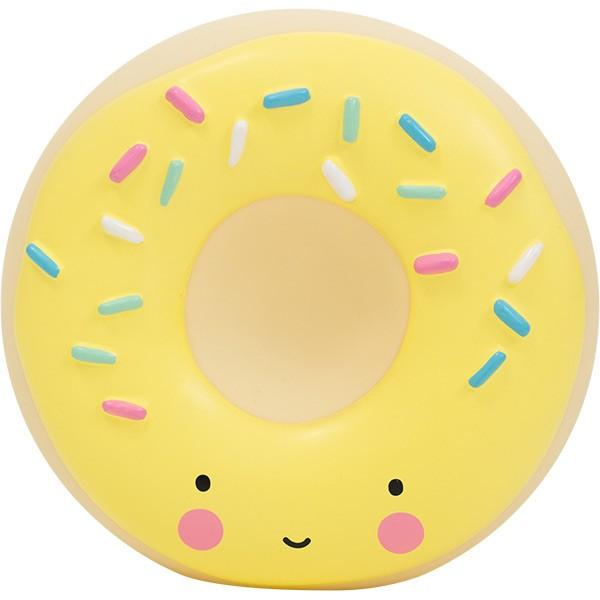 ALLC Money Box Donut- Yellow