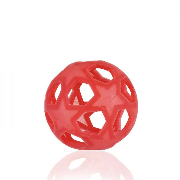 HEVEA BALL STAR 0+ Rasberry