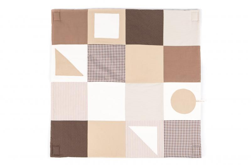 Karloova Small Playing Blanket-Beige