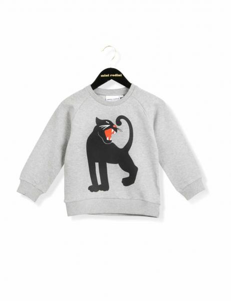 Mini Rodini Panther Sweatshirt-vali värv!