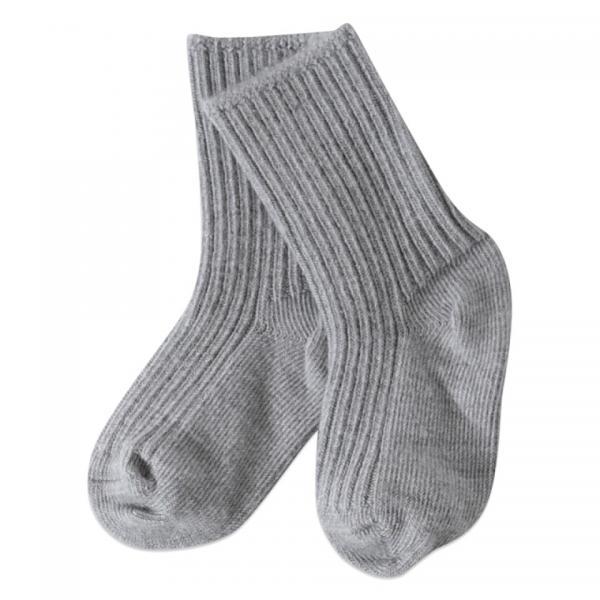 Joha Wool socks grey