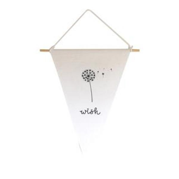 Wall Flag: Wish- Love