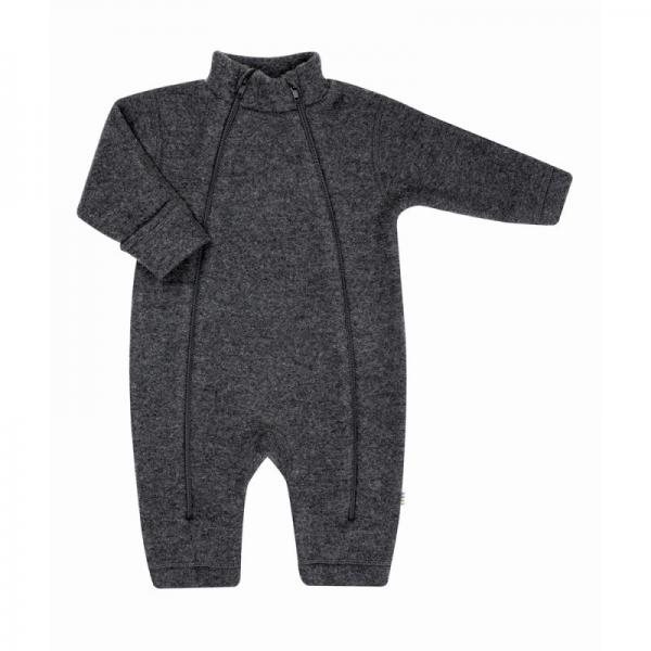 Joha wool jumpsuit 2in 1