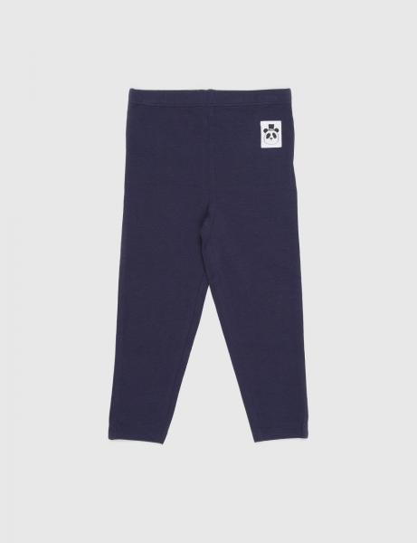 Mini Rodini Basic leggings Blue