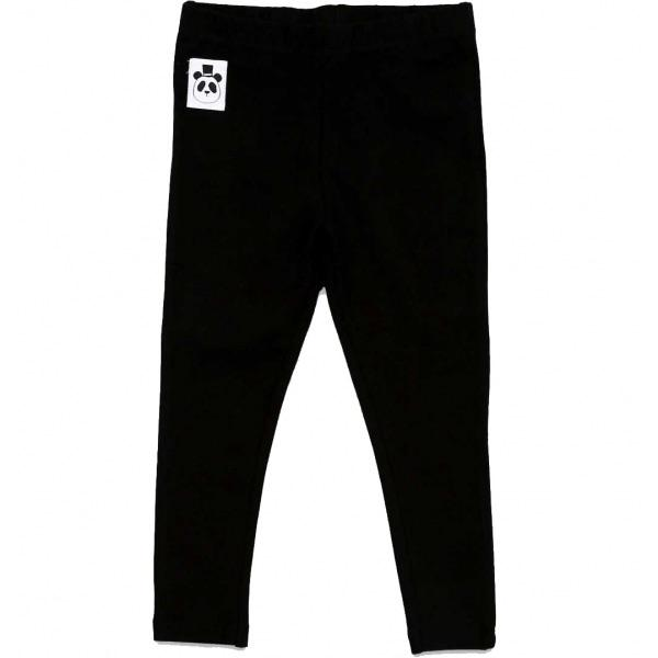 Mini Rodini Basic leggings mustad
