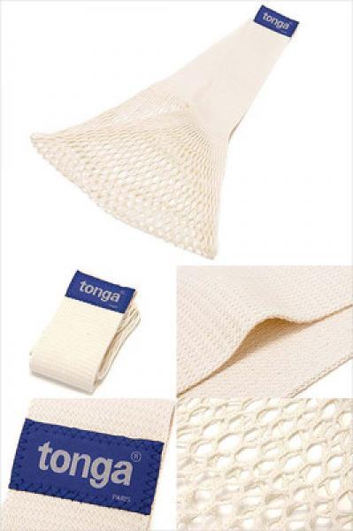 Tonga kandevõrk/kott reguleeritav, valge