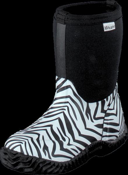 Vincent Neopreen kummik-saabas-Zebra