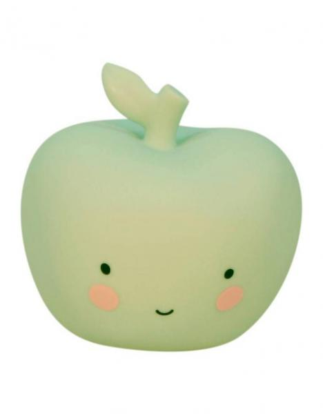 ALLC Apple lamp green