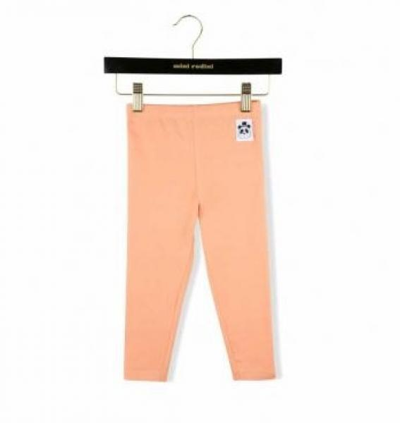 Basic Leggings - Apricot