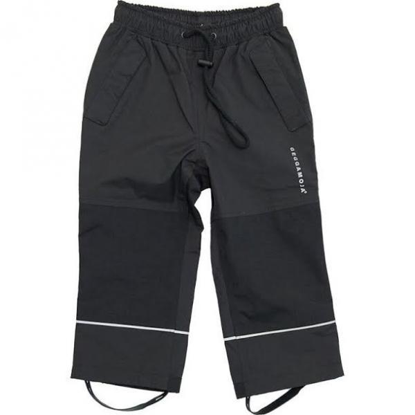 Geggamoja All-weather pant Black