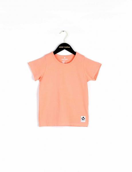 Mini Rodini  T-särk Basic SS Tee, Pink