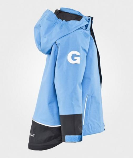 Geggamoja All-weather jacket Blue 69