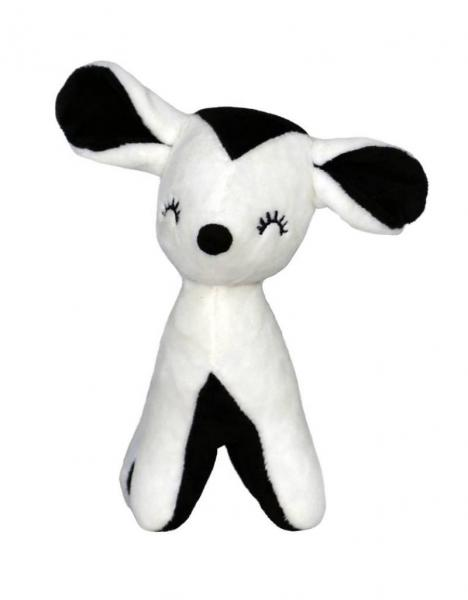 Softie Little deer black white